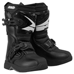 AXO 2017 Kids MX Drone Pee Wee Boots - Black