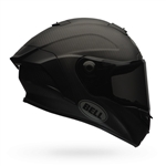 Bell 2017 Race Star Full Face Helmet - Solid Matte Black