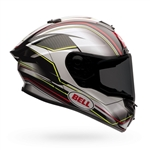 Bell 2017 Race Star Full Face Helmet - Triton Black/Silver