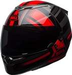Bell 2018 RS-2 Tactical Helmet - Gloss Red/Black/Titanium