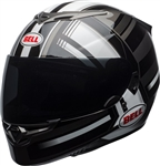 Bell 2018 RS-2 Tactical Helmet - Gloss White/Black/Titanium