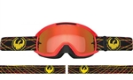 Dragon 2017 MDX 2 Goggle - Pinned W/Red Ion Lens