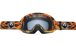 Dragon 2017 MDX 2 Sand Goggle - Nettle W/Smoke Lens