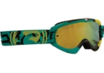 Dragon 2017 MDX Ionized Goggle - Cast Smoke Gold
