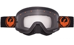 Dragon 2017 NFX Goggle - Orange W/Clear Lens