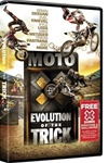 Moto X Evolution of the Trick DVD
