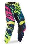 Fly Racing 2018 Kinetic Mesh Relapse Pant - Hi-Vis/Pink/Blue