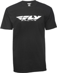 Fly Racing 2018 Corporate Tee - Black