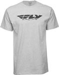 Fly Racing 2018 Corporate Tee - Gray