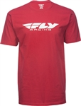 Fly Racing 2018 Corporate Tee - Red