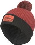 Fly Racing 2018 Drift Beanie - Burgundy