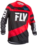 Fly Racing 2018 F - 16 Jersey - Red/Black