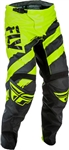 Fly Racing 2018 F - 16 Pant - Black/Hi-Vis