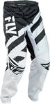 Fly Racing 2018 F - 16 Pant - Black/White