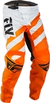 Fly Racing 2018 F - 16 Pant - Orange/White