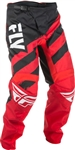 Fly Racing 2018 F - 16 Pant - Red/Black