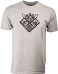 Fly Racing 2018 Fly Focus Tee - Grey