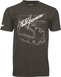Fly Racing 2018 Focus Tee - Black