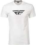 Fly Racing 2018 F-Wing Tee - White