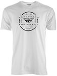 Fly Racing 2018 Helix Tee - White