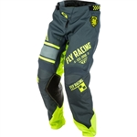Fly Racing 2018 Kinetic Pant - Grey/Hi-Vis