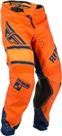 Fly Racing 2018 Kinetic Pant - Orange/Navy