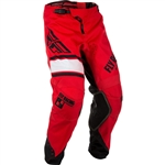 Fly Racing 2018 Kinetic ERA Pant - Red/Black