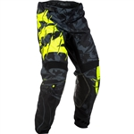 Fly Racing 2018 Kinetic Outlaw Pant - Black/Hi-Vis