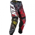Fly Racing 2018 Kinetic Rockstar Pant - Red/Black/White