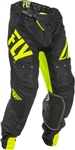 Fly Racing 2018 Lite Hydrogen Pant - Hi-Vis/Black