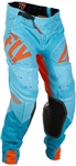 Fly Racing 2018 Lite Hydrogen Pant - Orange/Blue