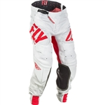 Fly Racing 2018 Lite Hydrogen Pant - Red/Grey