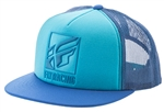 Fly Racing 2018 Lumper Hat - Teal/Blue