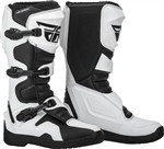 Fly Racing Maverik Boots - White