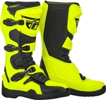 Fly Racing 2018 Maverik Boots - Yellow
