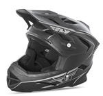 Fly Racing 2017 MTB Default Full Face Helmet - Matte Black