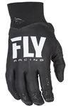Fly Racing 2017 MTB PRO Lite Gloves - Black