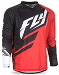 Fly Racing 2017 MTB Radium Jersey - Shaun Palmer Edition Red/White/Black
