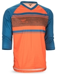 Fly Racing 2017 MTB Ripa Jersey - Orange/Heather/Dark Teal