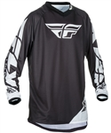 Fly Racing 2017 MTB Universal Jersey - Black