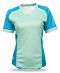 Fly Racing 2017 Womens MTB  Lilly Jersey - Turquoise