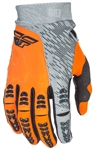 Fly Racing 2017 MTB Youth Evolution 2.0 Gloves - Orange/Grey