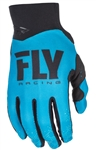 Fly Racing 2017 MTB Youth Pro Lite Gloves - Blue