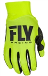 Fly Racing 2017 MTB Youth Pro Lite Gloves - Hi-Vis