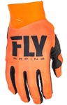 Fly Racing 2017 MTB Youth Pro Lite Gloves - Orange