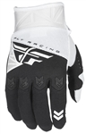 Fly Racing 2017 Youth F-16 Gloves - White/Black