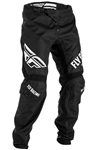Fly Racing 2017 Youth MTB Kinetic Pant - Black