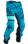 Fly Racing 2017 Youth MTB Kinetic Pant - Blue/Black