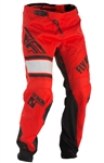 Fly Racing 2017 Youth MTB Kinetic Pant - Red/Black