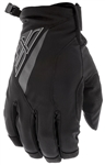 Fly Racing 2017 MTB Youth Title Cold Weather Gloves - Black